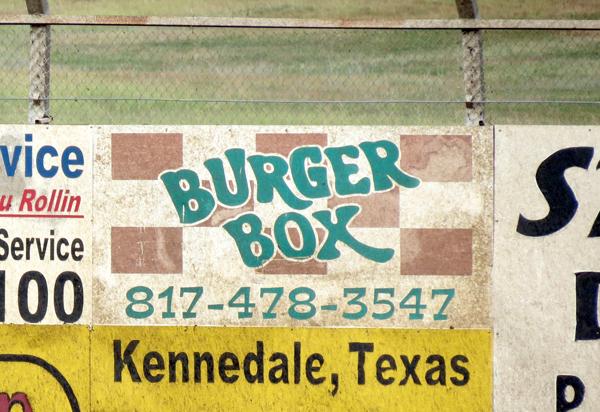 Buger box