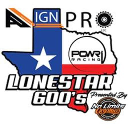 Lonestar 600 Logo