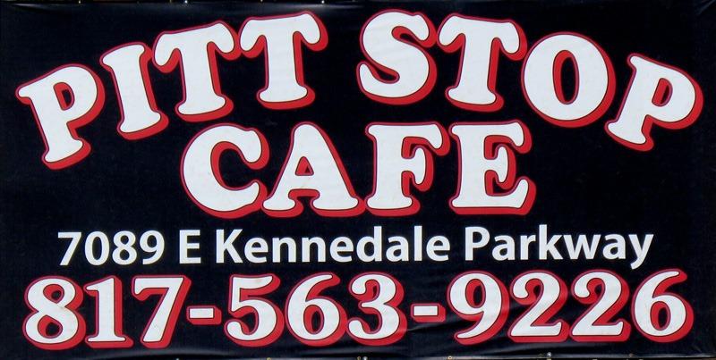 PITT STOP CAFE LOGO