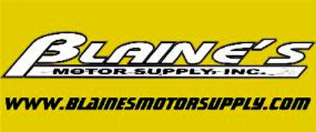 Blaines Logo